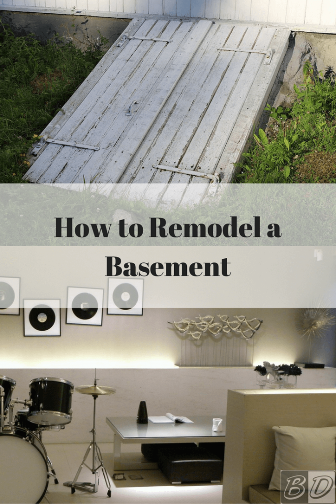 Learn how to finish a basement from start to finish with this guide to DIY basement finishing. DIY home improvement for your basement is simple, just follow these steps to finish your basement.