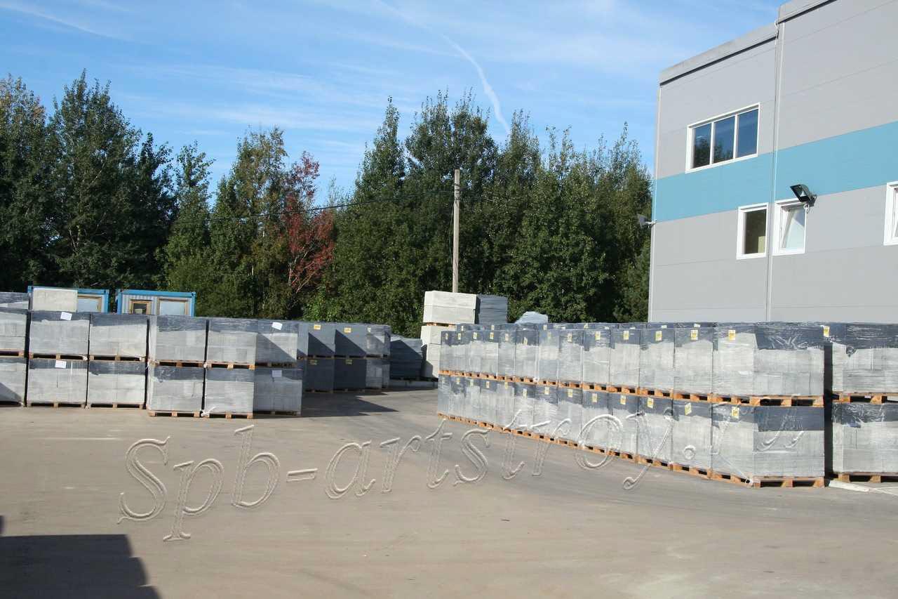завод газобетонных блоков