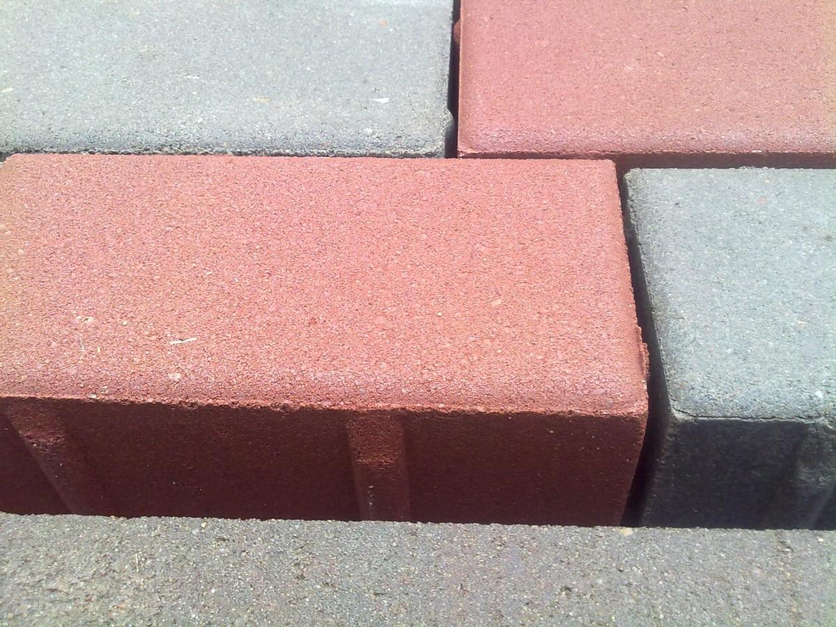 Тротуарная плитка, элементы мощения