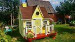Детский дом своими руками – 75 фото идей, чертежи и строительство