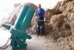 Измельчитель сена своими руками – сборка измельчителя соломы дома из подручных материалов