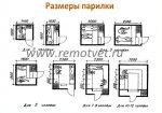 Минимальный размер сауны в частном доме – Размеры сауны в частном доме