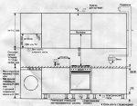 Высота подвесных шкафов на кухне – на какой высоте от рабочей поверхности вешать кухонные навесные шкафы