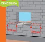 Армирование оконных проемов – Армирование газобетона под оконными проемами, инструкция