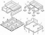 Фундаменты общественных зданий – Раздел 5. Конструкции фундаментов жилых и общественных зданий