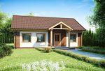 Кд 45 – Проект каркасного дома КД-45 супер-комфорт / каркасный дом своими руками