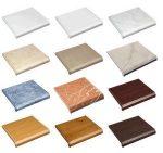 Окно и подоконник – Разновидности подоконников для пластиковых окон