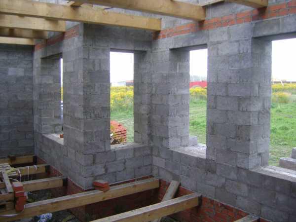 Дом литой из керамзитобетона карта укладки бетонной смеси