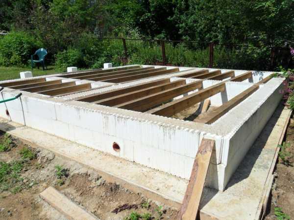 Дом из керамзитобетона литой ирбит бетон купить